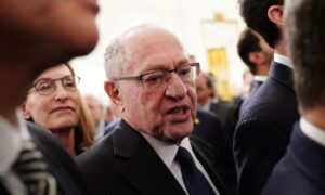 Dershowitz: Biden Is Not the President-Elect