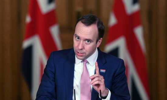 Health Secretary Refuses to Rule Out England Lockdown Extension