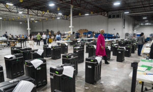 Judge Blocks, Then Unblocks Georgia From Wiping or Resetting Election Machines