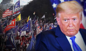 Trump Supporters Rally in 50 States, Reject Communism