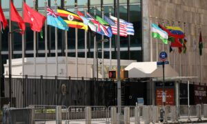 CCP Uses UN as Battleground to Confront US for Hegemony