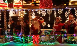 Newport Beach Cancels Christmas Boat Parade