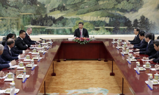 SCO Summit Reveals Chinese Regime Is in a Tough Situation