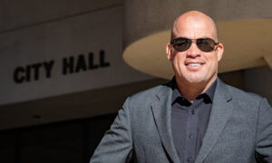 Famed Fighter Tito Ortiz Discusses His New Role as City Councilman