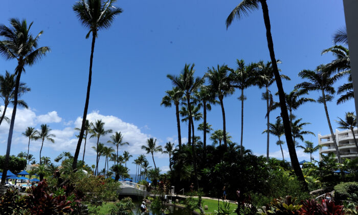 A general view of the Fairmont Kea Lani during the 2010 Maui Film Festival in Wailea, Hawaii, on June 19, 2010. (Michael Buckner/Getty Images for Maui Film Festival)