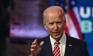 Biden Says 'A Lot of Money' and Strict Measures Needed to Let Schools Reopen