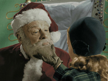 Miracle on 34th street in color