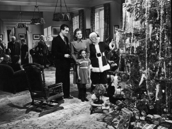 making Miracle on 34th Street_