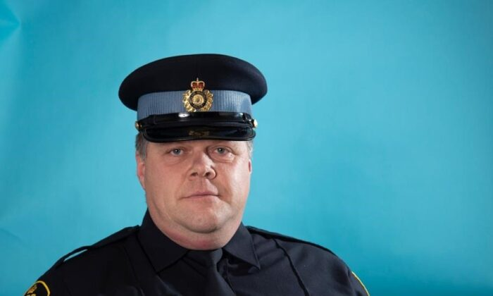 Constable Marc Hovingh. (Courtesy OPP)