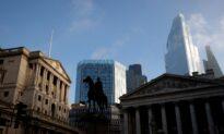 UK Borrowing Hits New Record During CCP Virus Pandemic