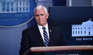 National Lockdown Not Necessary, Plan Is in Place: Pence