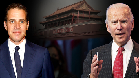 China Insider: Senate Report Reconfirms Biden Family Deal with the CCP