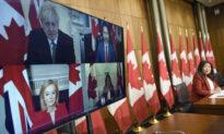 Canada, Britain Strike New Trade, Beating Brexit Deadline