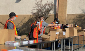 Orange County Groups Provide Food, Hold Toy Drives Before Christmas