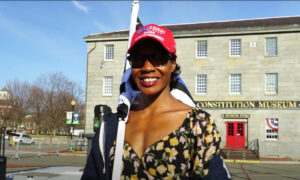 Boston Voter Says Left Would Do Anything to 'Destroy' Trump
