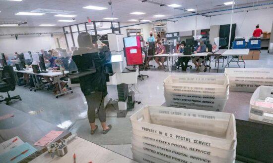 Maricopa County in Arizona Certifies Election Results Giving Biden Win