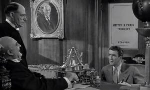 Popcorn and Inspiration: 'It's a Wonderful Life': The Mercy of Divine Intervention