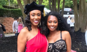 Daughter Posts Proud Tweet of Her Single Mom Graduating as a Doctor at Age 50