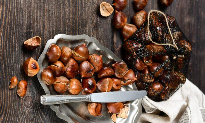 "Whatever happened to ""chestnuts roasting on an open fire""? (Elena.Katkova/Shutterstock)"