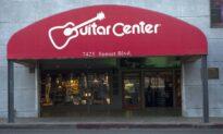 US Retailer Guitar Center Files for Bankruptcy