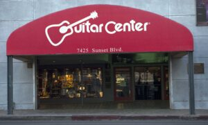 US Retailer Guitar Center Files for Bankruptcy