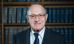 "Video: Alan Dershowitz Condemns Blacklists of Trump Associates: ""It's a Fight for Liberty & Freedom"""