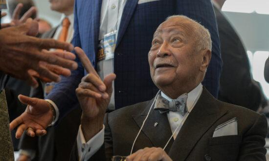 Former New York City Mayor David Dinkins Dies at 93: Police