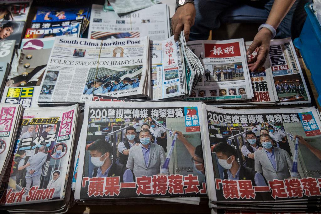 Hong Kong Legal Body Slams Pro-Beijing Newspaper Over 'Virulent' Attack on Court Ruling