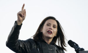Whitmer Extends Michigan's Partial Lockdown, Cites 'Alarmingly High' Infection Rates