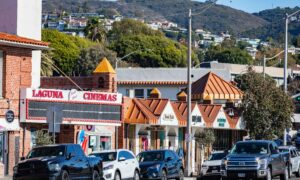 Struggling Shops in Laguna Beach Look Forward to Small Business Saturday