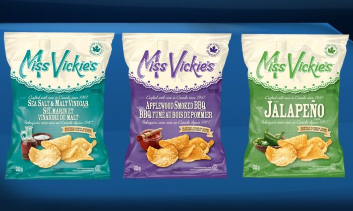 The Canadian Food Inspection Agency has issued a recall for a variety of Miss Vickie's brand chips. (CFIA-HO)