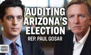 Rep Gosar: Auditing Arizona's Election; Media Disinfo May Have Violated Law