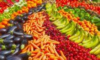 UC–Irvine Dietitian Promotes Rainbow Diet to Combat COVID
