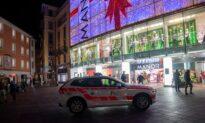 Assailant in Swiss Knife Attack Was Jihadist: Police