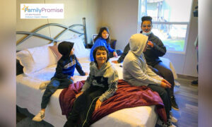 Formerly Homeless Family of 5 Gets New Home After Graduating Out of Shelter Program