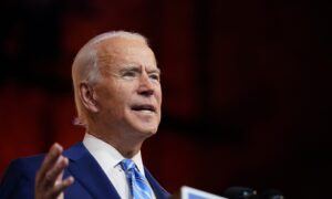 Biden Outlines Priorities in COVID-19 Fight If He Prevails in Contested Election