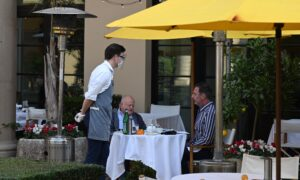 Los Angeles Health Officials Unable to Provide Data to Support Outdoor Dining Ban