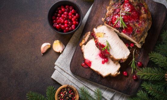 Cranberries Aren't Just for Sauce