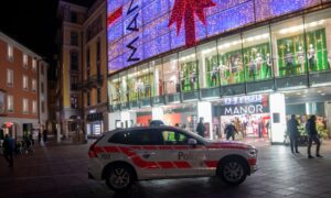 Swiss Probe Knife Attack Injuring 2 as Possible Terrorism