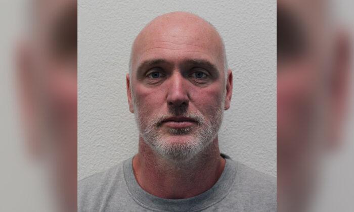 An undated photo of Benjamin Atkinson. (Metropolitan Police)