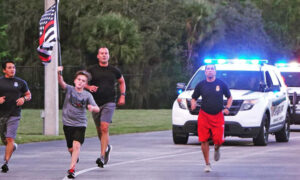 12-Year-Old Who Raised $200K Running for Fallen Heroes up for Presidential Medal of Freedom