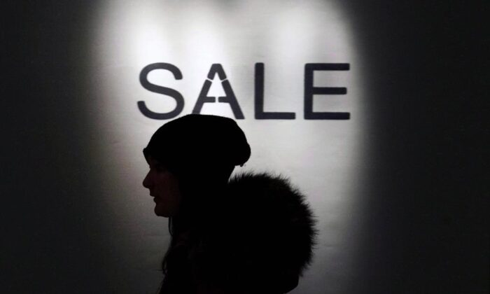 Black Friday has started in Canada on Nov. 27, 2020. (The Canadian Press)