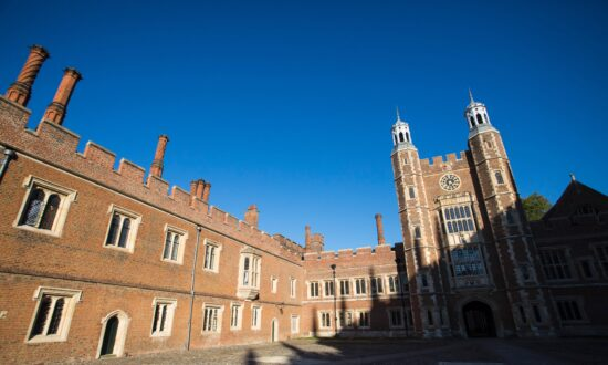 Eton College Defends Firing Teacher Over Video on Masculinity