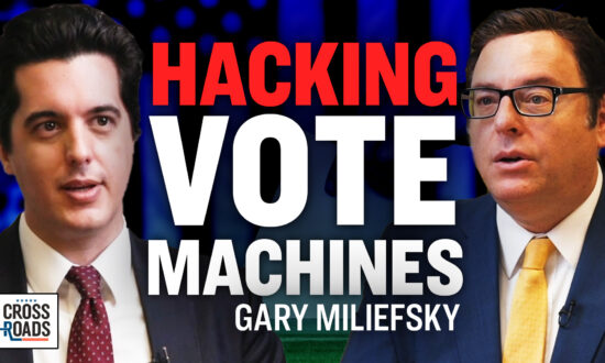 Gary Miliefsky: How Voting Machines Are Easily Hacked