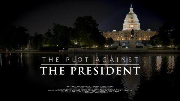 plot agains the president poster 3