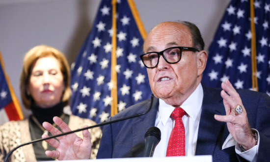 Giuliani Denies Report He Talked About Pardon With Trump