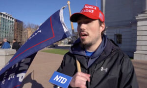 Wisconsin Voter Says Election Fraud Protesters Are Also Protesting Socialist Policies