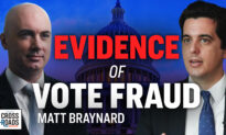 Matt Braynard: Evidence of Vote Fraud Enough to Flip States