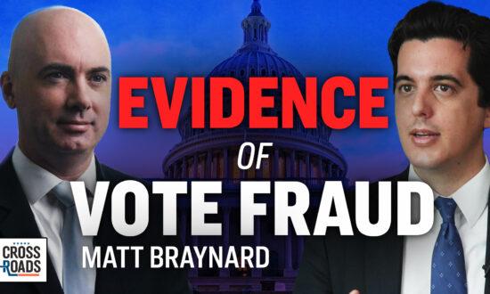 Matt Braynard: Evidence of Vote Fraud Enough to Flip States