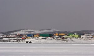 Australia's Antarctic Research Station Plans to Upgrade